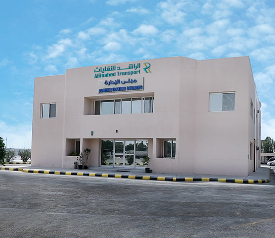 About Al-Rashed Transport - Al Rashed Transport Company
